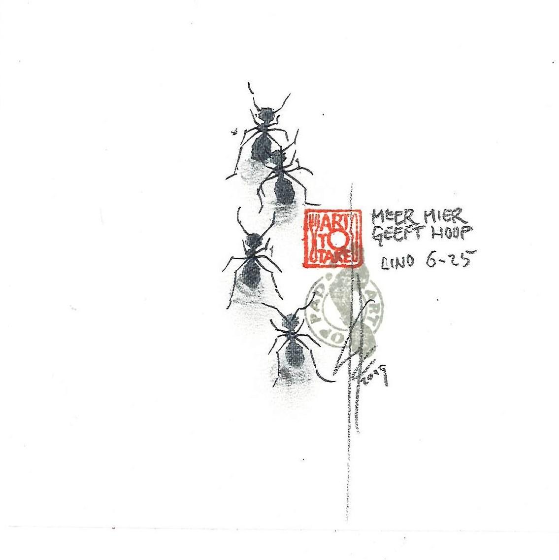 28 Mieren